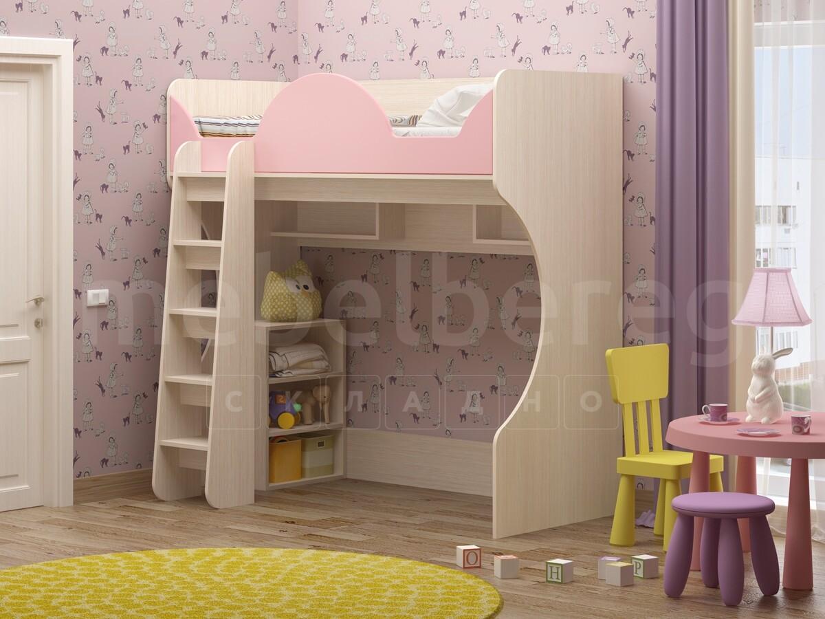 Детская кровать Бемби-10