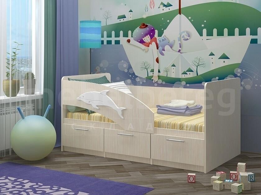 Детская кровать Дельфин-5